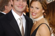 Scott Foley and Jennifer Garner in 2003.