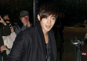 Kim Hyun Joong, Airport Fashion
