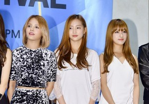 CLC Attends Cube Festival Press Conference