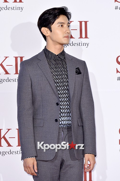 TVXQ's Max Changmin Attends SK-II Pitera Night key=>3 count20