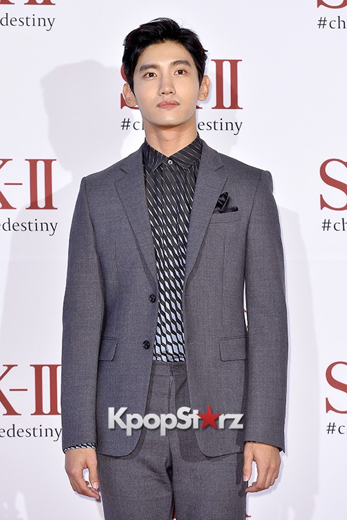 TVXQ's Max Changmin Attends SK-II Pitera Night key=>5 count20