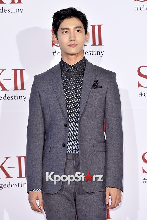 TVXQ's Max Changmin Attends SK-II Pitera Night key=>0 count20