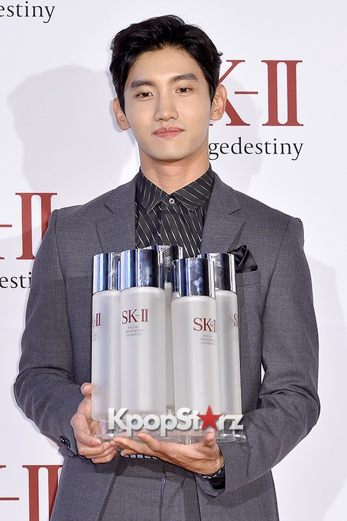 TVXQ's Max Changmin Attends SK-II Pitera Night key=>8 count20