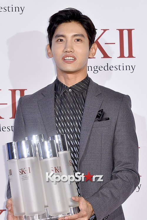 TVXQ's Max Changmin Attends SK-II Pitera Night key=>9 count20