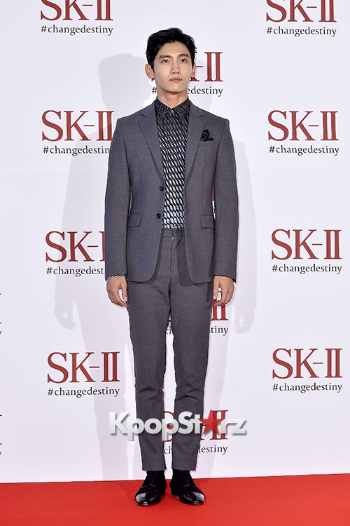 TVXQ's Max Changmin Attends SK-II Pitera Night key=>10 count20