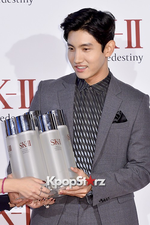 TVXQ's Max Changmin Attends SK-II Pitera Night key=>11 count20