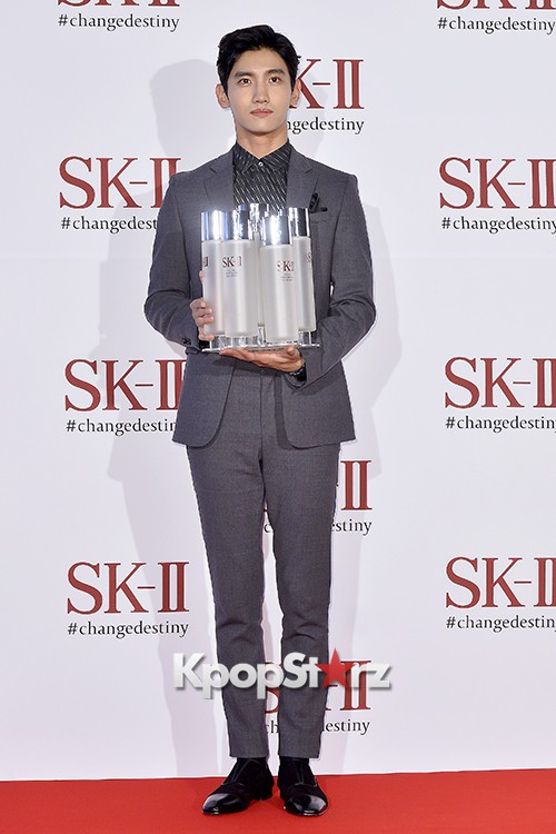 TVXQ's Max Changmin Attends SK-II Pitera Night key=>12 count20