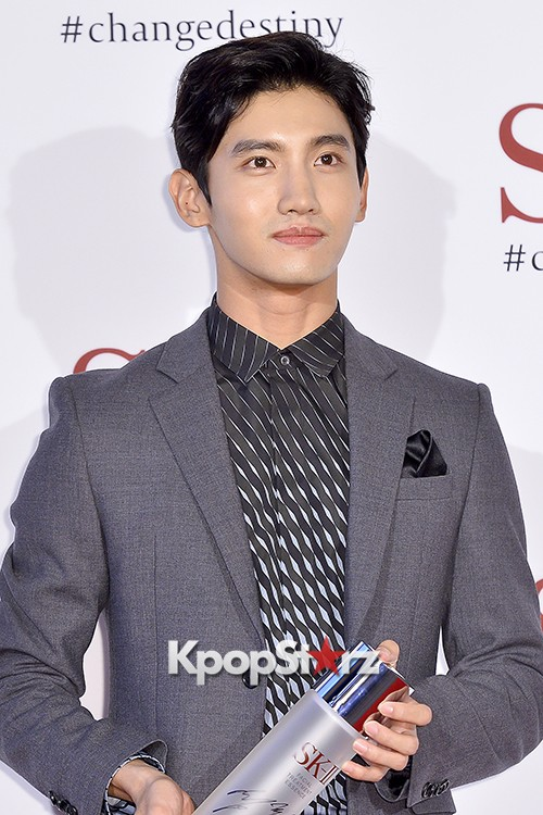 TVXQ's Max Changmin Attends SK-II Pitera Night key=>15 count20