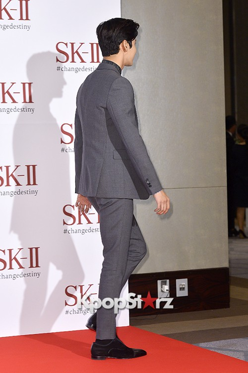 TVXQ's Max Changmin Attends SK-II Pitera Night key=>16 count20