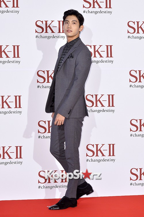 TVXQ's Max Changmin Attends SK-II Pitera Night key=>17 count20