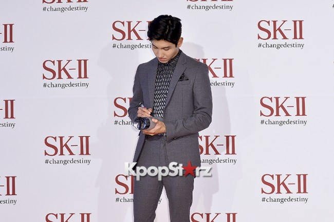 TVXQ's Max Changmin Attends SK-II Pitera Night key=>18 count20