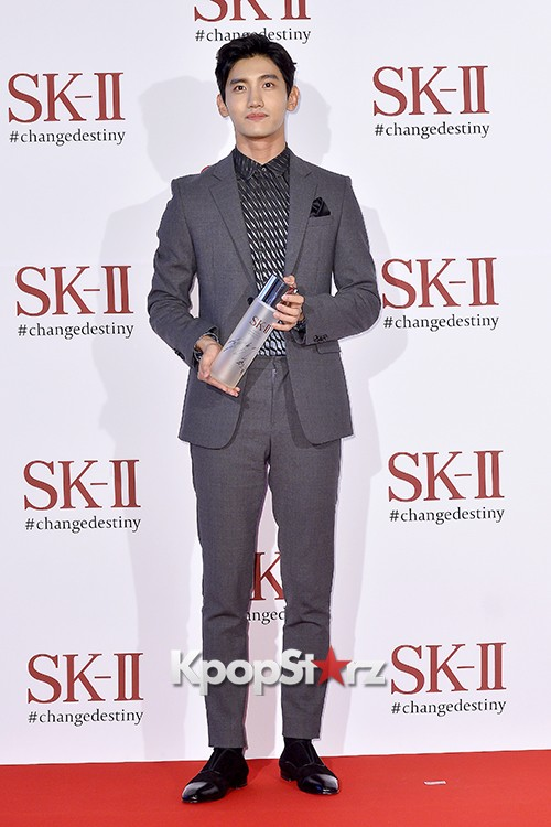 TVXQ's Max Changmin Attends SK-II Pitera Night key=>19 count20