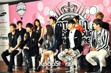SMTown Press Conference