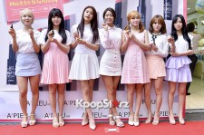 AOA at A'PIEU Fan Signing Event