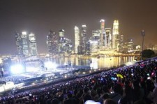 SMTOWN Holds Successful First Concert in Singapore with 25,000 Fans