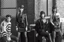 Wonder Girls Yeeun Yubin Sunmi Lim Vogue Magazine September 2015 Photoshoot Fashion