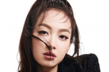 f(x) Victoria Song Ok Wonderful Magazine September 2015 Issue
