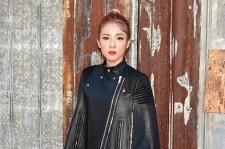2NE1 Dara (Sandara Park) At NYFW 2016