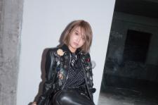 Girls' Generation SNSD Choi Sooyoung W Korea Magazine September 2015 Photoshoot Fashion
