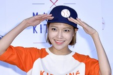 Girls Generation[SNSD] Sooyoung at Reebok X Maison Kitsune Collaboration