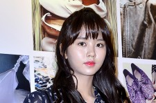 Kim So Hyun Attends Collect Inspiration Store Opening
