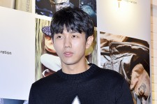 2AM's Im Seulong Attends Collect Inspiration Store Opening