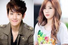 Baekhyun and Taeyeon