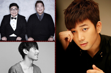 5 English Covers by Korean Male Singers