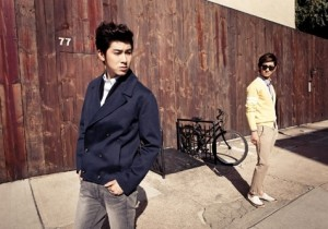 TVXQ Casual Fashion