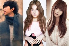 Lee Seung Gi-Lee Hi-Juniel Take Over November Music Charts