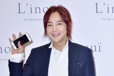 Jang Keun Suk Attends L'inoui Store 2nd Anniversary Event