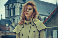 After School Uee Marie Claire September 2015 Photoshoot Fashion