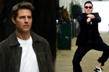 Psy Wants Tom Cruise to Gangnam Style