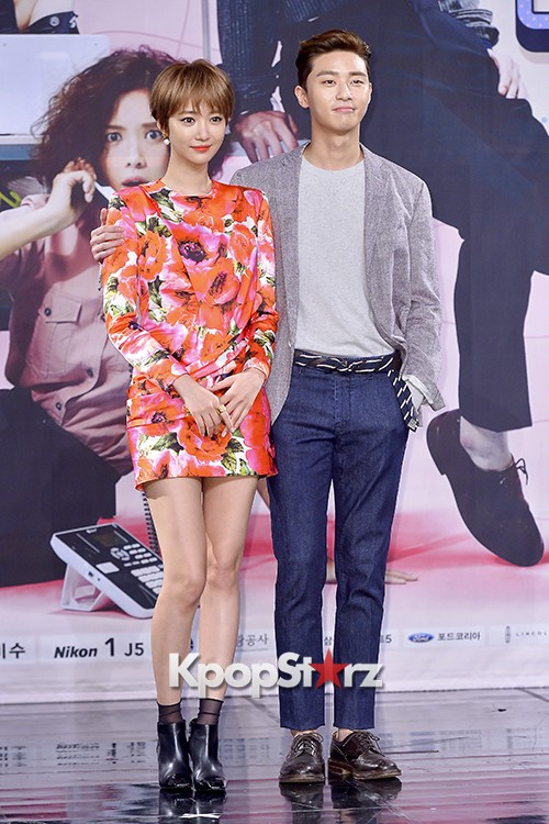 Press Conference of MBC Drama 'She Was Beatiful'key=>21 count51