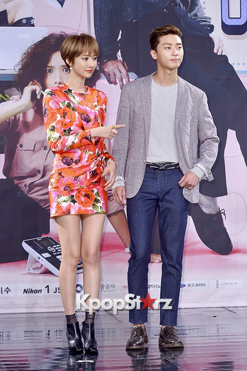 Press Conference of MBC Drama 'She Was Beatiful'key=>23 count51