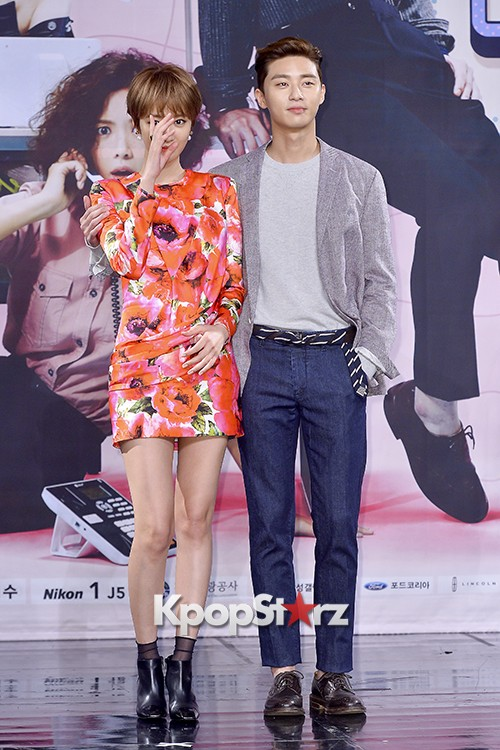 Press Conference of MBC Drama 'She Was Beatiful'key=>29 count51