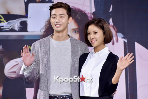 Press Conference of MBC Drama 'She Was Beatiful'key=>37 count51