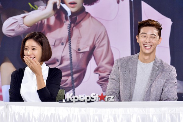 Press Conference of MBC Drama 'She Was Beatiful'key=>40 count51