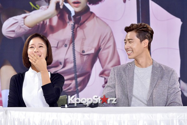 Press Conference of MBC Drama 'She Was Beatiful'key=>41 count51