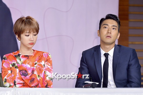 Press Conference of MBC Drama 'She Was Beatiful'key=>42 count51