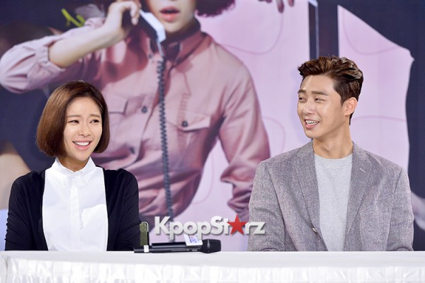 Press Conference of MBC Drama 'She Was Beatiful'key=>43 count51