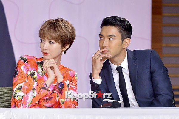 Press Conference of MBC Drama 'She Was Beatiful'key=>44 count51
