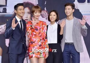 Press Conference of MBC Drama 'She Was Beatiful'