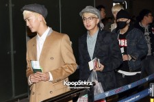 BAP Leaving for MBC's 'Music Core' in Vietnam
