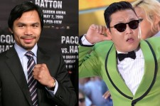 Manny Pacquiao & Psy