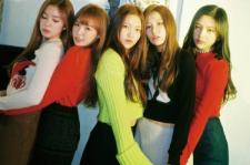 Red Velvet Irene Seugli Wendy Joy Yeri Vogue Girl Magazine October 2015 Photoshoot Fashion