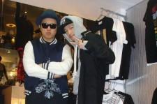 Kush and Teddy