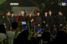 Super Junior's 'Sexy, Free, & Single' Wins Album of the Year at MAMA 2012