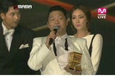 Psy Gets Song of the Year Award