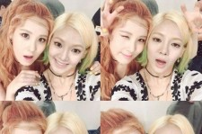 seohyun, hyoyeon